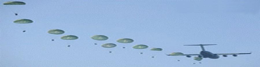 Mil-Spec Nylon Parachute Cord
