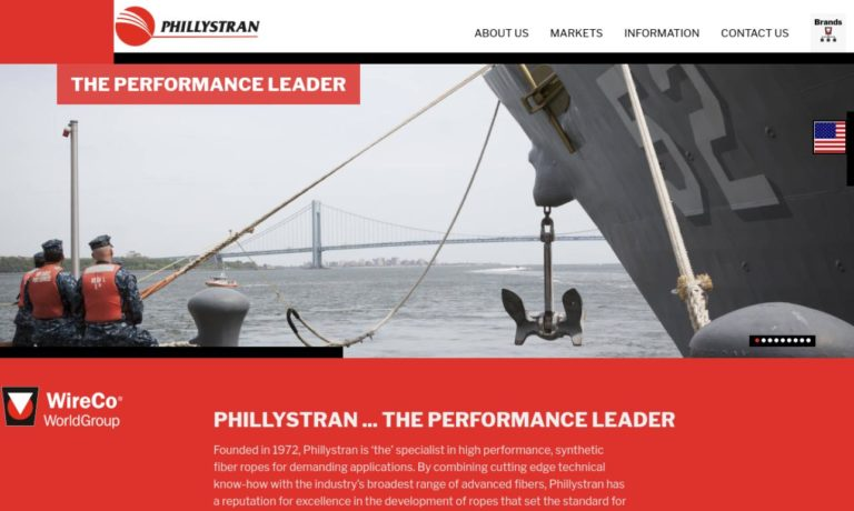 Phillystran, Inc.