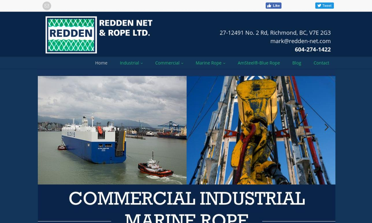 Redden Net and Rope Ltd.