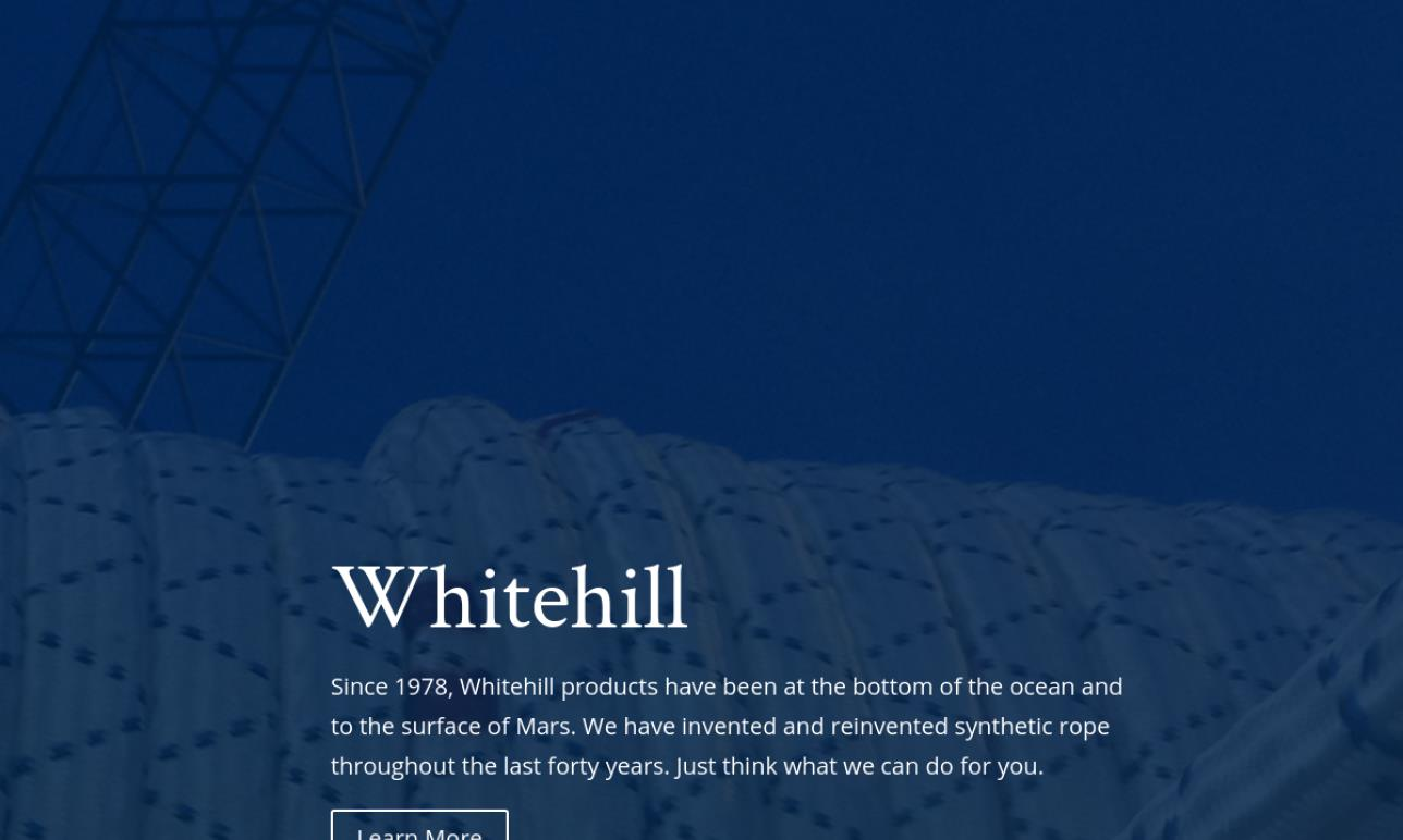 Whitehill Manufacturing Corporation