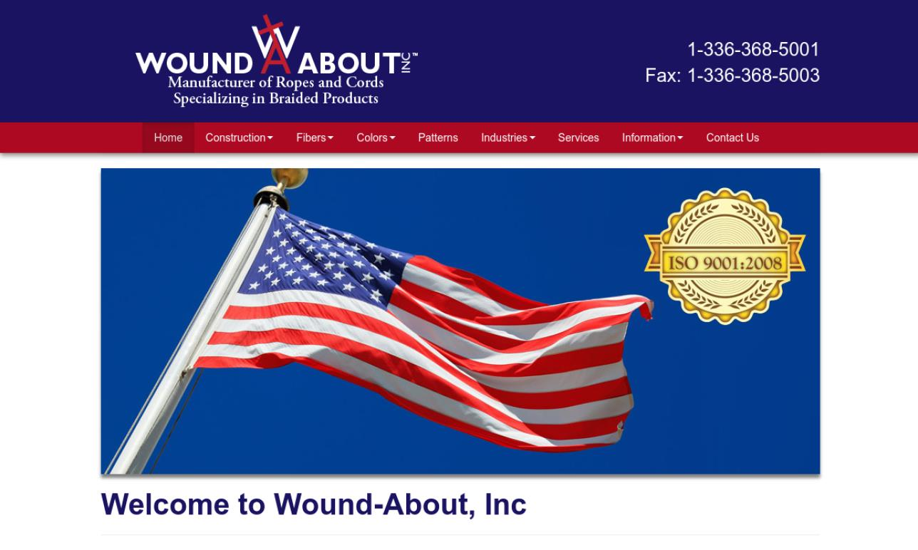 Wound-About, Inc.